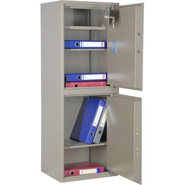 Шкаф офисный ШБМ-120/2 ЭР (Распродажа)