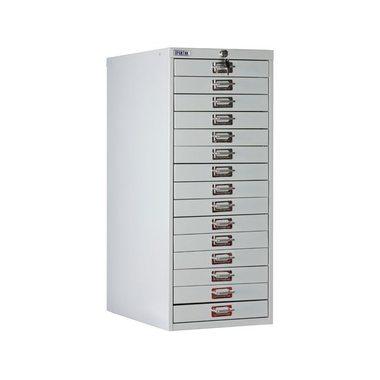 Многоящичный шкаф ПРАКТИК MDC-A3/910/15