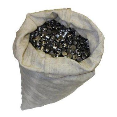 Пломбы для пломбиратора свинцовая 10мм (мешок 10 кг)