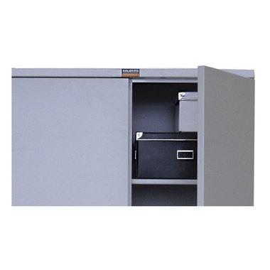 Металлический шкаф для офиса ПРАКТИК AM 2091