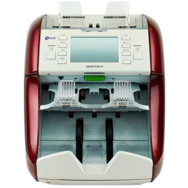 Kisan Newton HD -V - Двухкарманный сортировщик банкнот