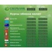 ТЕК -10 Внутреннее табло курсов валют